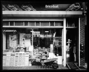 Bricobat Graaf van Vlaanderenstraat Sint Jans Molenbeek ©2001 Marc De Clercq